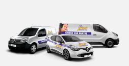 Types of cargo vans