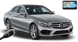 Mercedes C-Class + NAVI