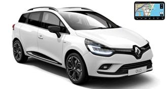 Renault Clio IV GrandTour + NAVI