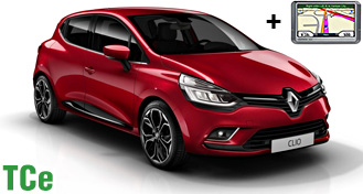 Renault Clio IV TCe + GPS HDMR
