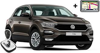 VW T-Roc + NAVI CFAR