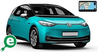 VW ID.3 + NAVI 58 kWh
