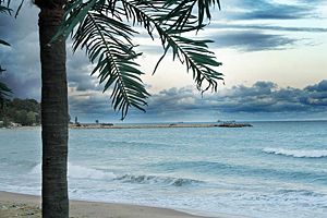 Varna - Rappongi beach