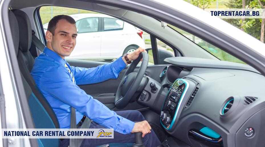Renault Captur from Top Rent A Car