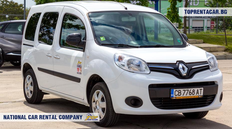 Renault Kangoo - front view