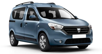 dacia dokker car rental top rent a car. Black Bedroom Furniture Sets. Home Design Ideas