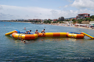Water attractions in St. Vlas