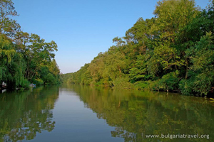 Kamchiya river