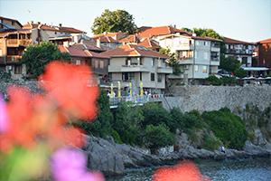 Nessebar old city