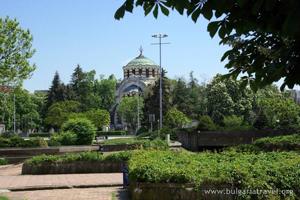 St George the Conqueror Chapel Mausoleum