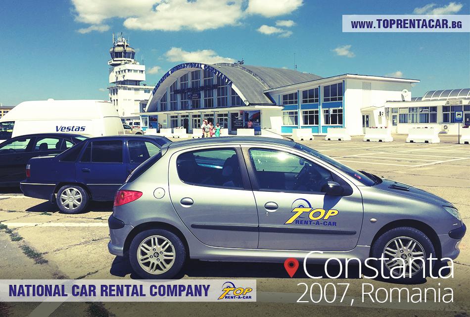 Top Rent A Car - cross border rentals in Constanta