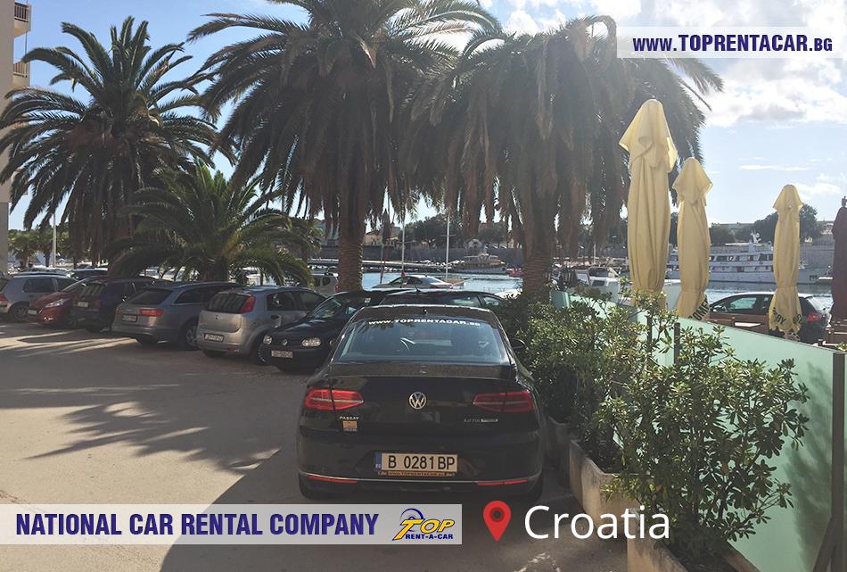 Top Rent A Car - Croatia