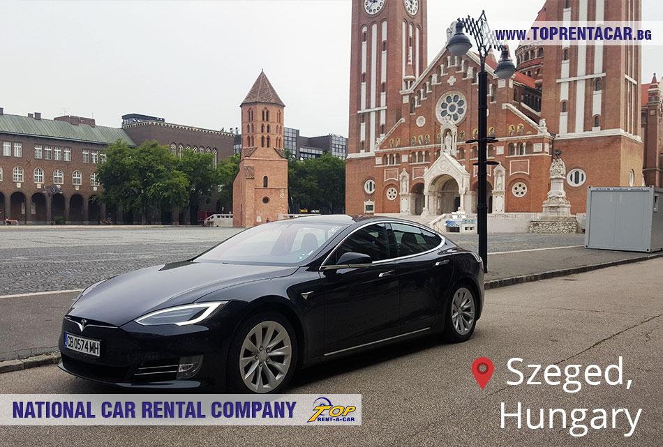 Top Rent A Car - Hungary