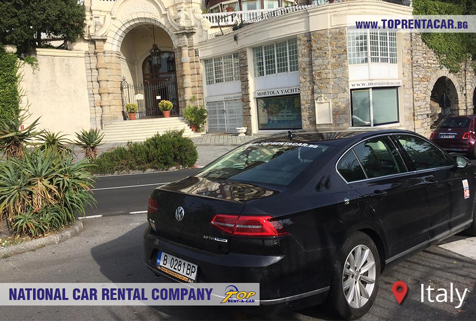 Top Rent A Car - Italy