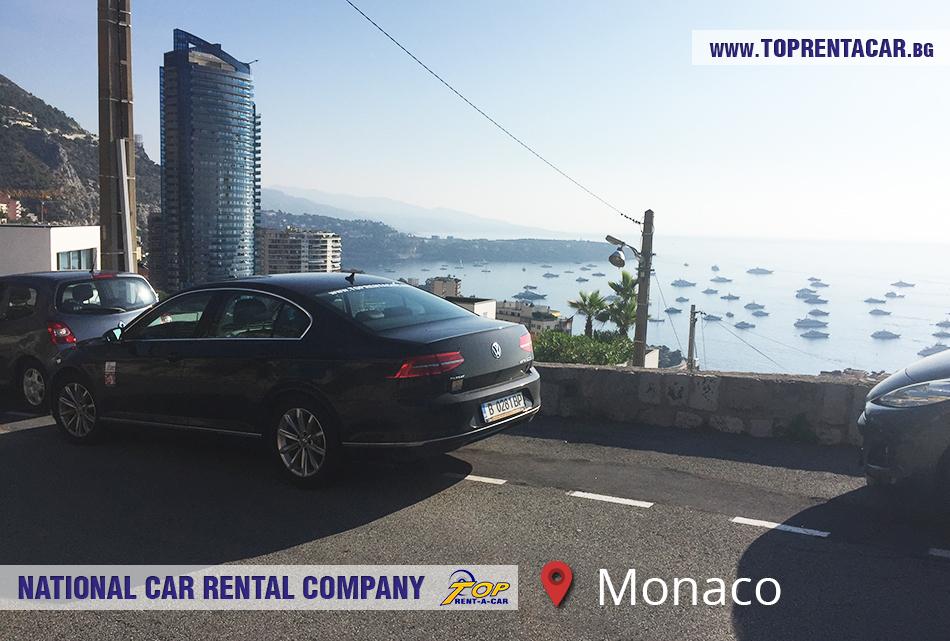 Top Rent A Car - Monaco