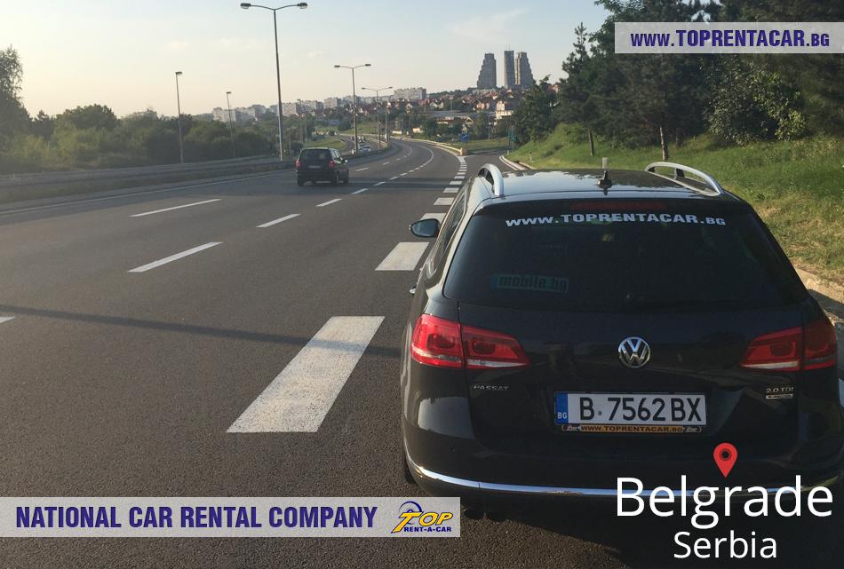 Top Rent A Car - Belgrade, Serbia