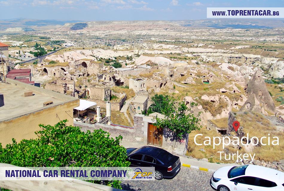 Top Rent A Car - Cappadocia