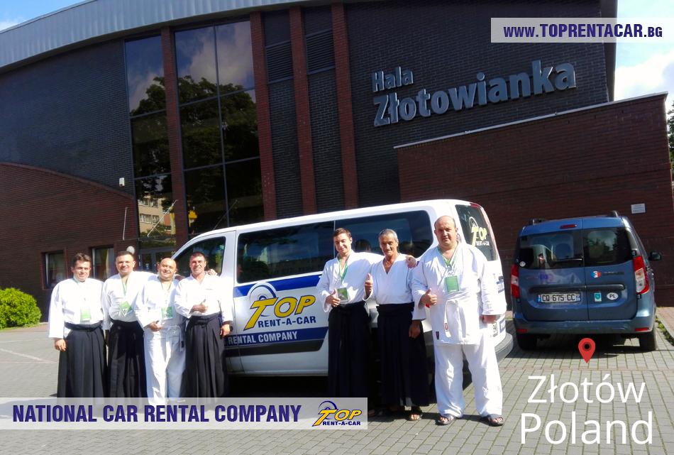 Top Rent A Car - Poland