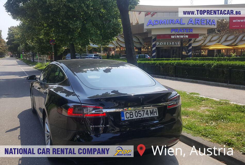 Top Rent A Car - Vienna