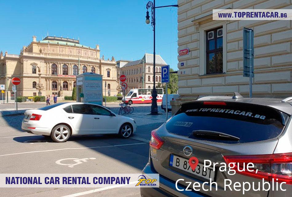 Top Rent A Car - Prague
