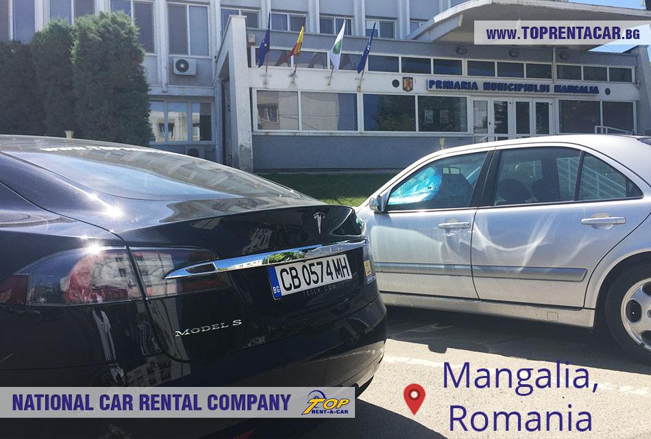 Top Rent A Car - Mangalia