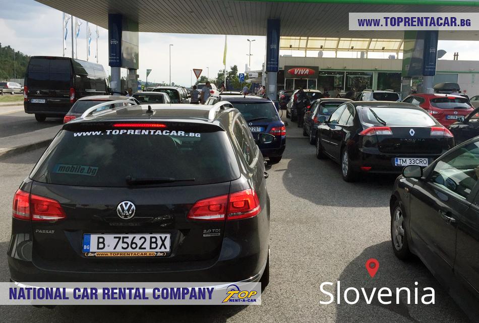 Top Rent A Car - Slovenia