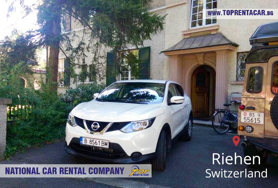 Top Rent A Car - Switzerland