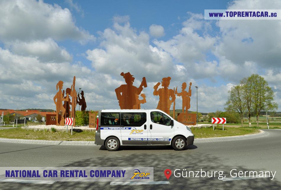 Top Rent A Car - Germany