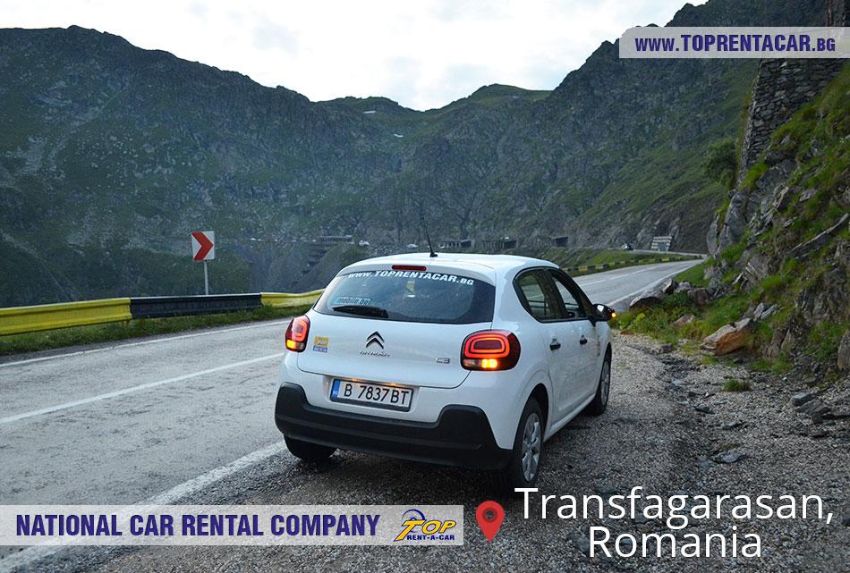 Top Rent A Car - Romania