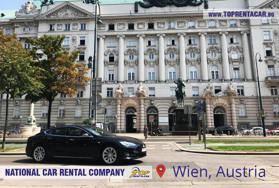 Top Rent A Car - Austria