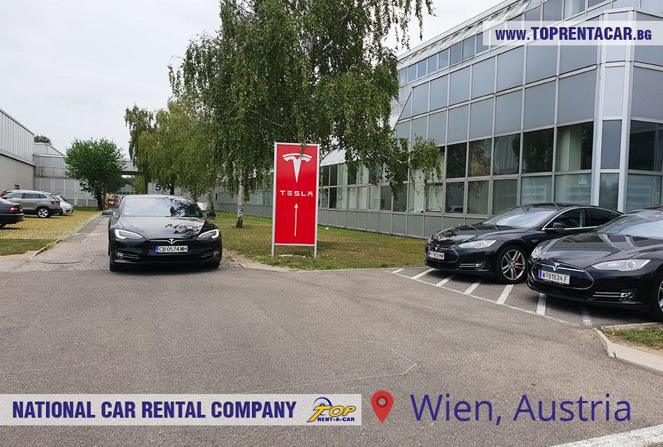 Top Rent A Car - Wien
