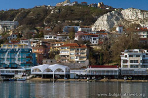 View of Balchik