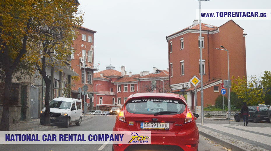 Rent a car in Plovdiv from Top Rent A Car