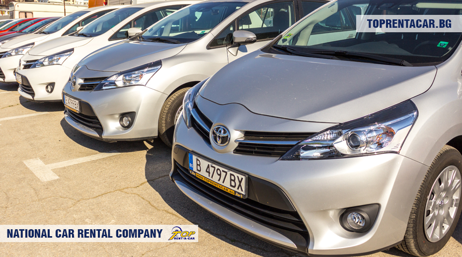Toyota Verso from Top Rent A Car