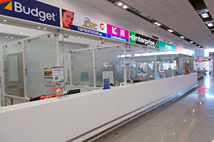 Car rentals at Burgas airport