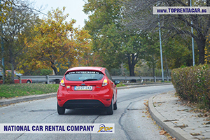 Car hire in Macedonia