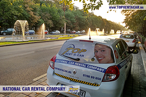 Car hire in Romania