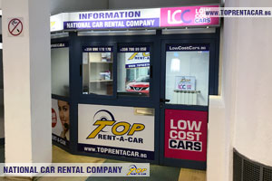 Rent a car Sofia Airport