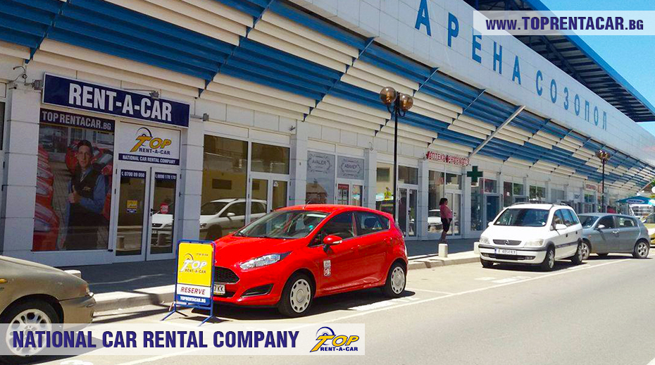 Office of Top Rent A Car