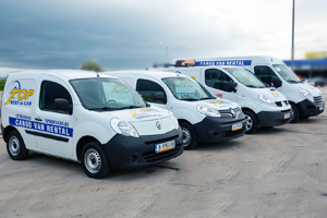 cargo vans for rent in Varna