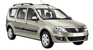 Dacia MCV Estate