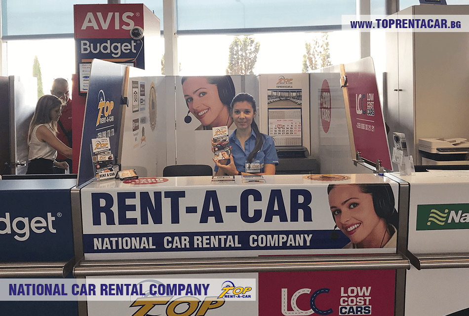 Working at Top Rent A Car