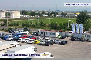 Car rental Sofia Airport