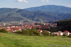 View to Velingrad