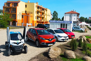 Rent a car in Obzor