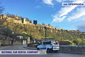 Rental cars in Veliko Tarnovo