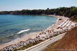 Beach in Tsarevo