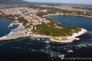 View of Tsarevo